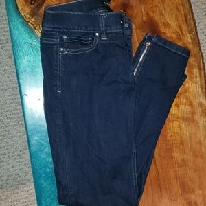 White house black market skinny jean's